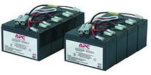 APC by Schneider Electric APC RBC12Ersatzbatterie fuer uninterruptible power supply not zasilanie (UPS) firmy APC RBC12