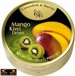 Cavendish & Harvey landrynki o smaku mango i kiwi 3265