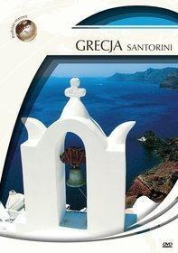 CASS FILM Podróże marzeń. Grecja - Santorini DVD