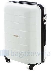 Wittchen Średnia walizka 56-3T-722-88 Biała - biały 56-3T-722-88