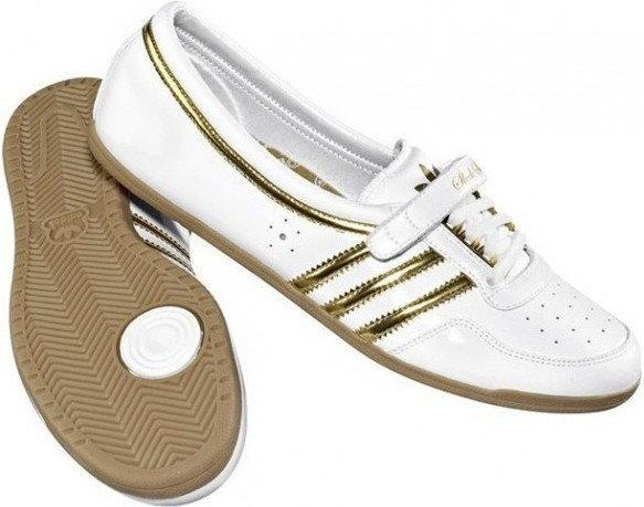 low priced eb8aa 58224 adidas Originals CONCORD ROUND sportowe i Trampki weißgold G95665