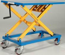 GermanTech 997 99724840 Wózek platformowy nożycowy PL LBM (udźwig: 30