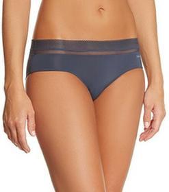 Calvin Klein Figi underwear ICON - HIPSTER dla kobiet, kolor: niebieski, rozmiar: 38 (rozmiar producenta: M)