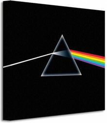 Pink FLoyd (Dark Side Of The Moon) - Obraz na płótnie