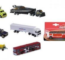 Majorette Ciężarówka i samoch. z przycz. WNMTTB0CC022058
