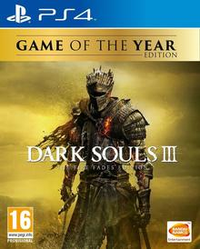Dark Souls 3: The Fire Fades Edition GOTY PS4