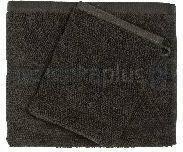 Sealskin Zestaw ręcznik + rękawica szare Coloris 361589214