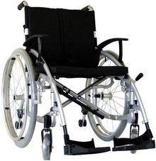 Vitea Care Wózek inwalidzki aluminiowy Active Sport