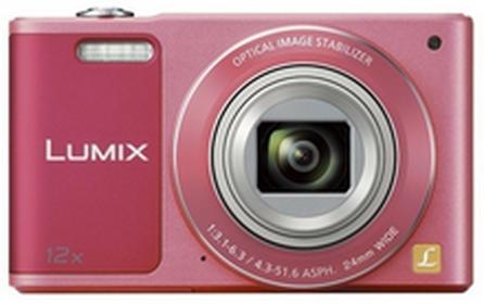 PanasonicLumix DMC-SZ10 różowy