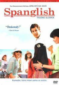 Trudne słówka (Spanglish) [DVD]