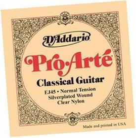DAddarioEJ45 Pro-Arte - do gitary klasycznejnej norm. naciąg