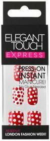 Elegant Touch Express Press ? On Instant Manicure - tipsy paznokcie samoprzyl