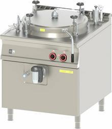 RM Gastro Kocioł gazowy 150 l ciśnieniowy BIA150 - 98 G