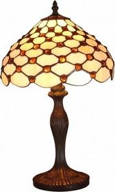 Prezent Lampka biurkowa WITRAŻ TIFFANY 53