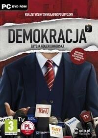 Demokracja 3 Edycja Kolekcjonerska PC