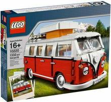 LEGO Exclusives Volkswagen T1 Camper Van 10220