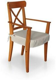 Dekoria Siedzisko na krzesło Ingolf z podłokietnikami, krzesło Ingolf Living