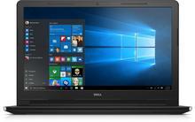 """Dell Inspiron 15 ( 3552 ) 15,6"""" HD, Pentium N3710, 500GB HDD, 8GB RAM, HD405, W10H"""