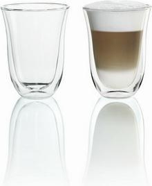 Delonghi 2 x Latte macchiato szklanki