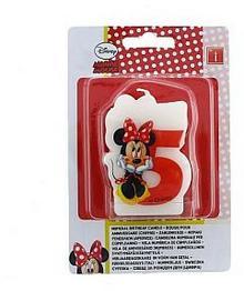 Disney Świeczka Minnie Cafe