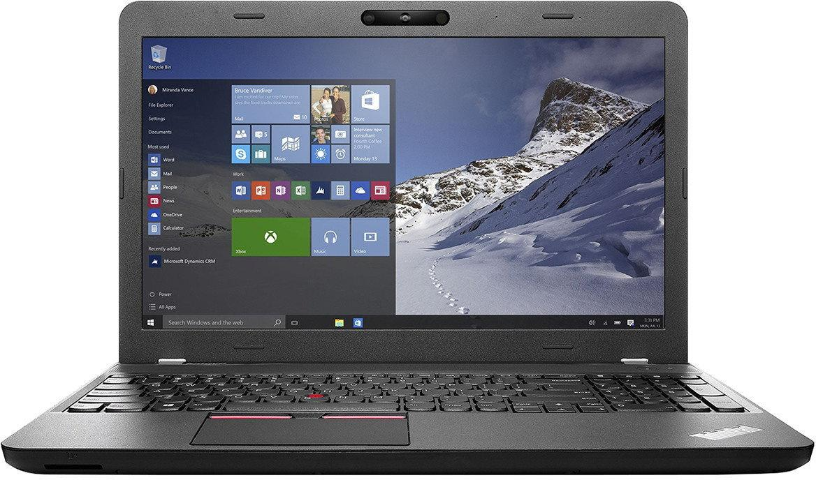 """Lenovo ThinkPad Edge E560 15,6"""", Core i7 2,5GHz, 8GB RAM, 1000GB HDD (20EV000WPB)"""