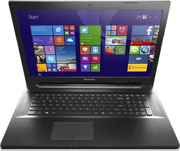 "Lenovo G70-70 17,3"", Celeron 1,4GHz, 4GB RAM, 1000GB HDD (80HW0078PB)"