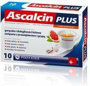 Polfa Ascalcin Plus 10 szt.