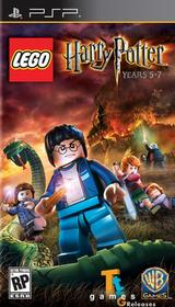 LEGO Harry Potter Lata 5-7 PSP