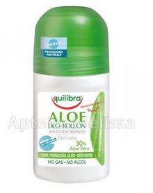 EQUILIBRA Aloesowy dezodorant roll-on -50ml