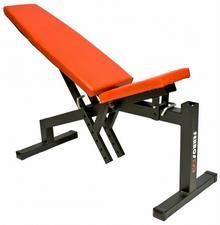 Ferros Regulowana profesjonalna ławka do ćwiczeń FA-30