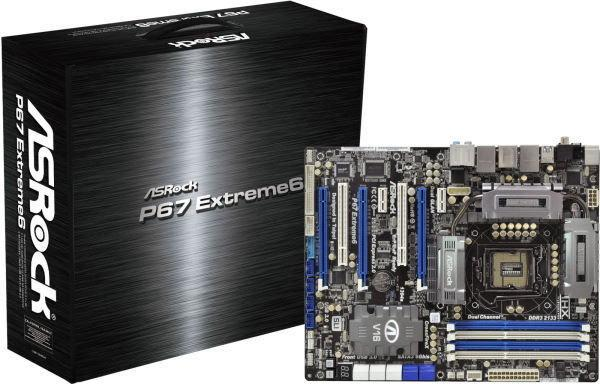 ASRock P67 Extreme6