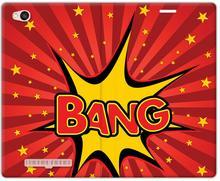 Etuo.pl Flex Book Fantastic - Xiaomi Redmi 4A - etui na telefon Flex Book Fantastic - bang ETXM451FBFCFB093000