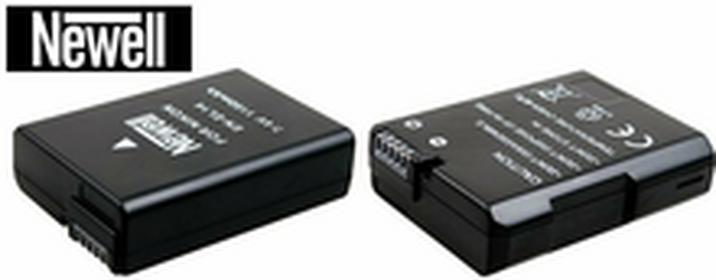 Newell akumulator zamiennik EN-EL14 (Nikon D3100; D3200; D5100, P7100, P7100, P7