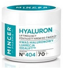 Mincer Pharma Hyaluron 70+ Liftingujący Krem Do Twarzy No404 50ml