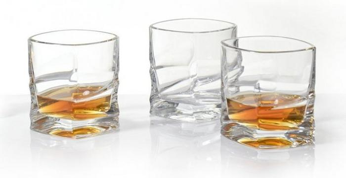 Bohemia Szklanki do whisky Sail Jihlava