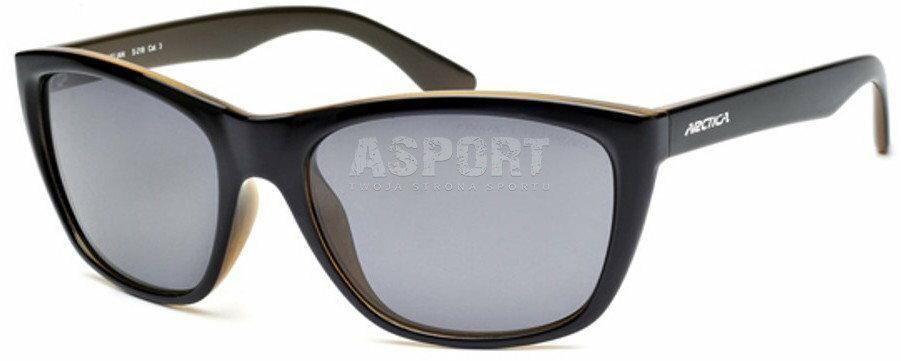 Arctica Okulary Carnelian S-218 polaryzacyjne