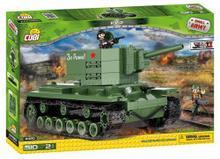 Cobi Armia 510 ELEMENTÓW Czołg KV-2 2490