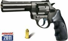 Zoraki Rewolwer alarmowy K-6L 4,5, kal. 6mm LONG, czarny, okładzina czarna