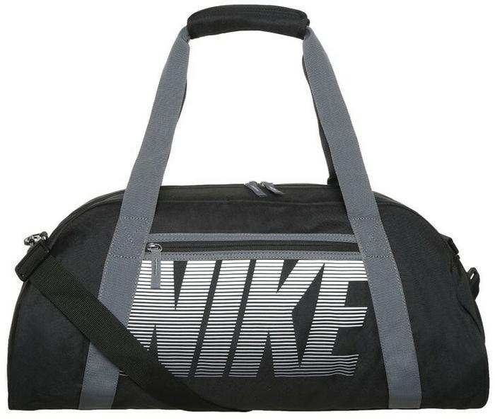 2babdaa72ea1a Nike Performance GYM CLUB Torba sportowa black dark grey BA5167 ...
