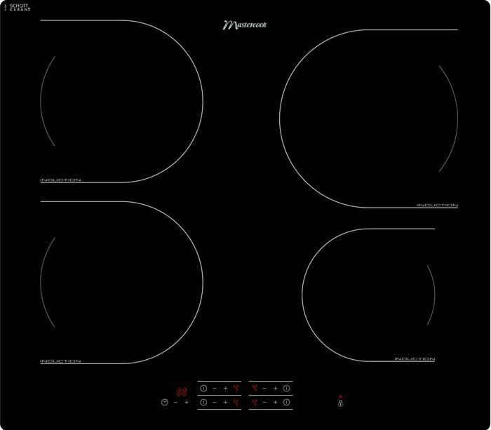 Mastercook I3D4 MR