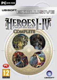 Heroes of Might & Magic 1-4 Complete PC
