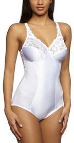Triumph Body modelujące Cynthia BS dla kobiet, kolor: biały, rozmiar: 80B (rozmiar producenta: 80 B)