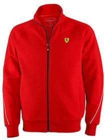 Ferrari F1 Bluza Zip Sweatshirt - Red 4