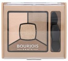 Bourjois Paris Paris Smoky Stories Quad Eyeshadow Palette 3,2g W Cień do powiek 13 Taupissime 73168