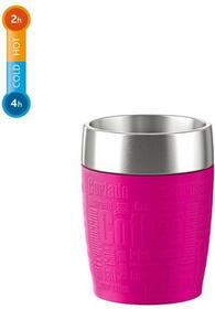 Emsa Kubek termiczny TRAVEL CUP 514517 różowy