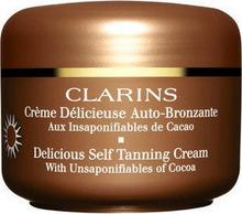 Clarins Delicious Self Tanning Cream krem samoopalający 125ml