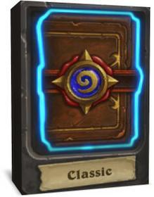 Hearthstone Heroes of Warcraft 15 pakietów kart klasycznych + bohater MEDIVH