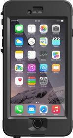 LifeProof nüüd Wodoszczelna obudowa ochronna do iPhone 6 Plus - Black (czarna) 7
