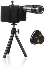 Kitvision KitVision smartfona camera Fisheye Lens obiektyw do Apple iPhone 5i Samsung Galaxy S3 KITAL