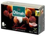 Dilmah Liczi Lychee)czarna herbata Ceylon 20 torebek 30 g 9312631142143